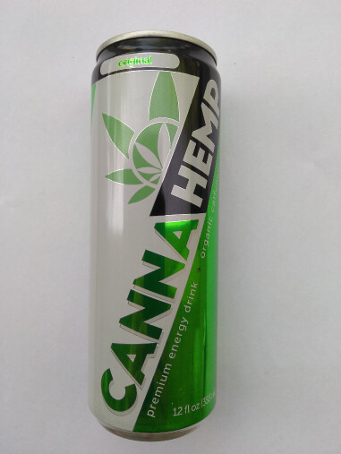 Original Canna Energy Drink