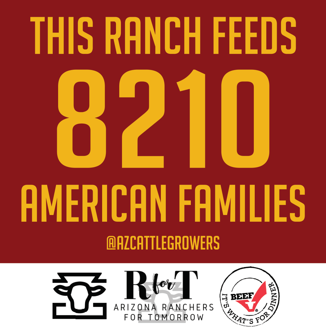This Ranch Feeds Families Sign (4ft x 4ft)