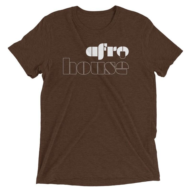 Afro House   Men's Fashion Tee