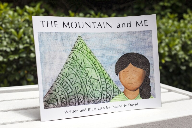 The Mountain and Me Book