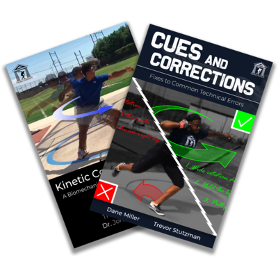 Book Bundle: Cues and Corrections and Kinetic Comprehension