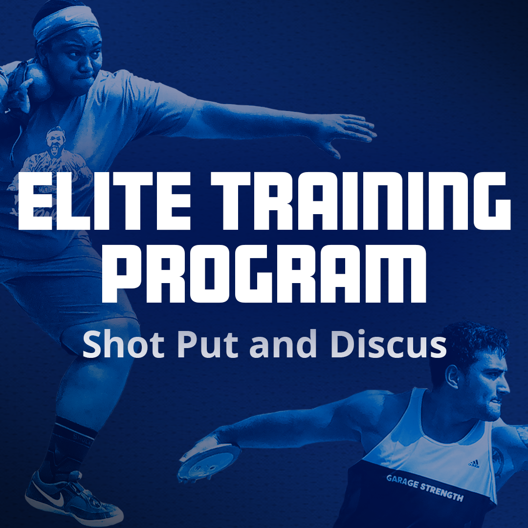 Elite Shot and Disc Training Program