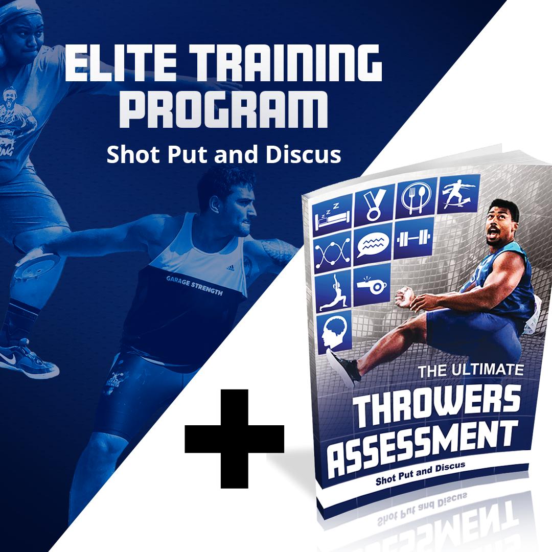 Throwers Assessment Training Bundle
