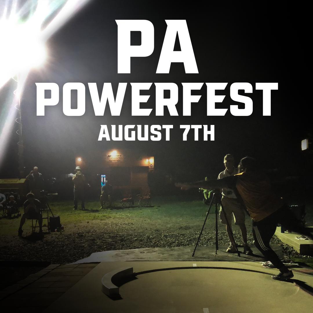 PowerFest Throws Meet 2020