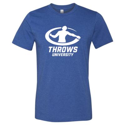 Throws University Tee