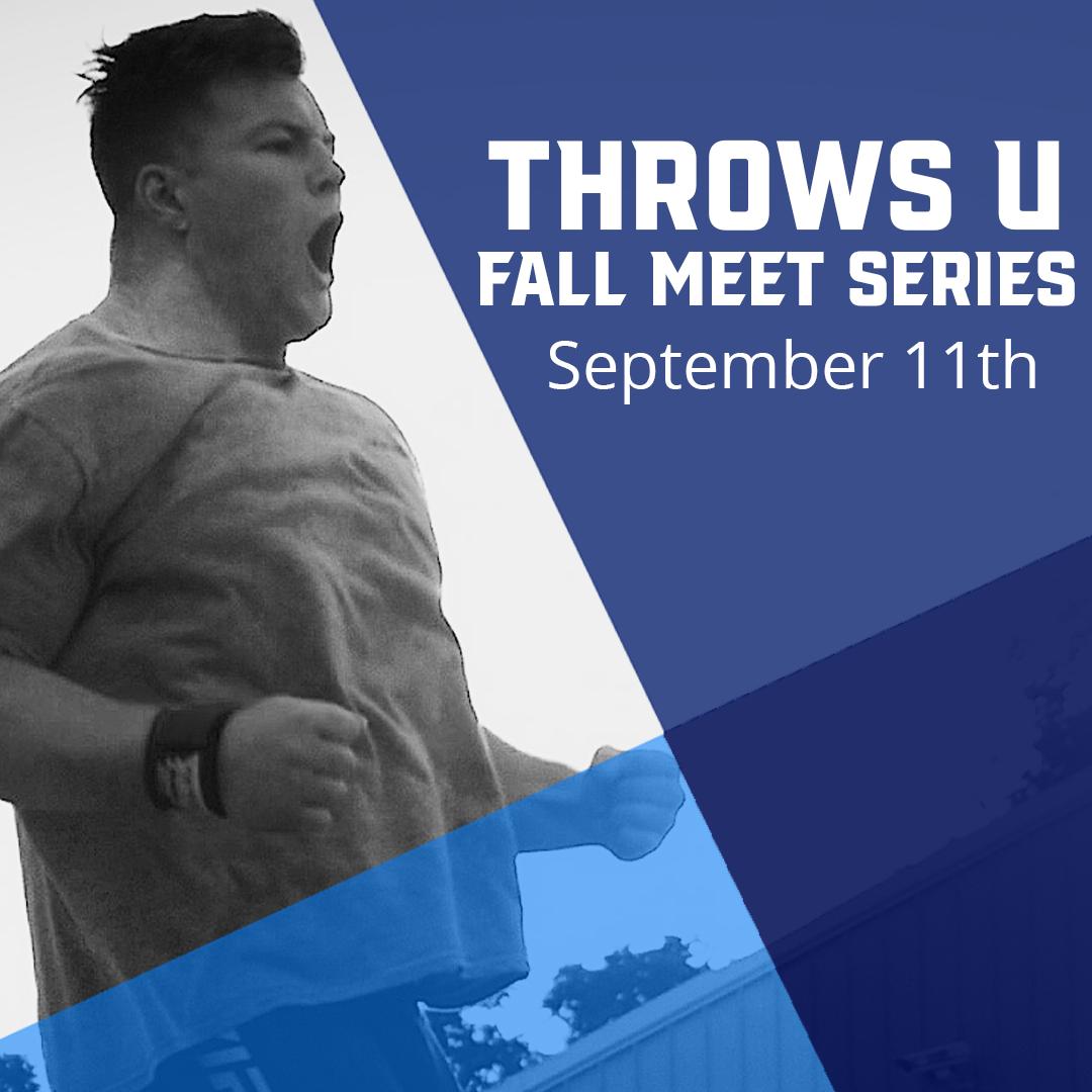 Throws U Fall Meet Series