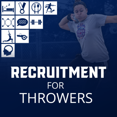 Thrower Recruitment Charts
