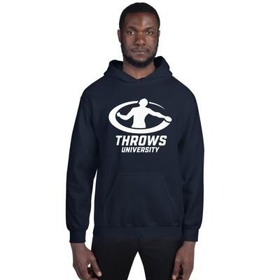 Throws U Logo Hoodie