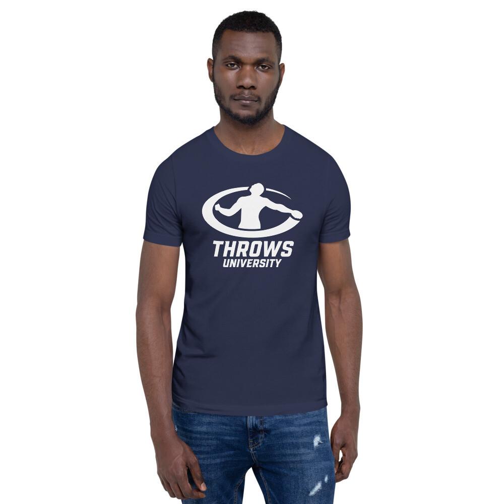 Throws U Logo T-Shirt