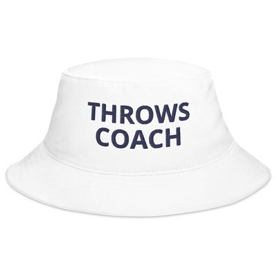 Throws Coach Bucket Hat