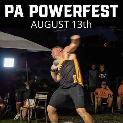 PowerFest Throws Meet 2021
