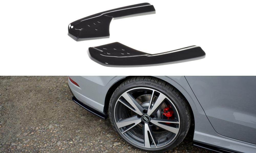 Side Splitters Audi RS3 8V Facelift Sedan