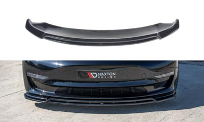 Frontlippe V2 Tesla Model 3