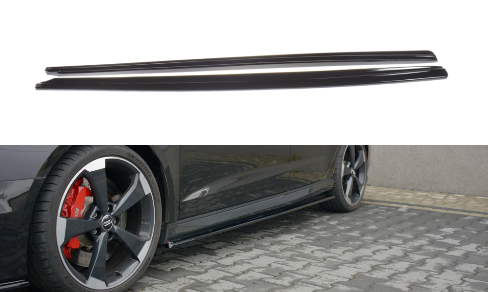 Seitenschweller Audi RS3 Facelift Sportback