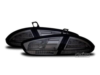 SEAT LEON 1P1 - LED RÜCKLEUCHTEN (SMOKE
