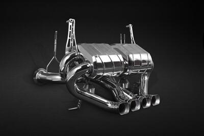 Aventador LP750 SV Capristo Abgasanlage