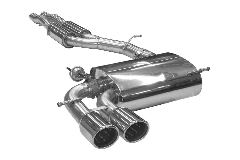 BN-Pipes Abgasanlage RS3 8P
