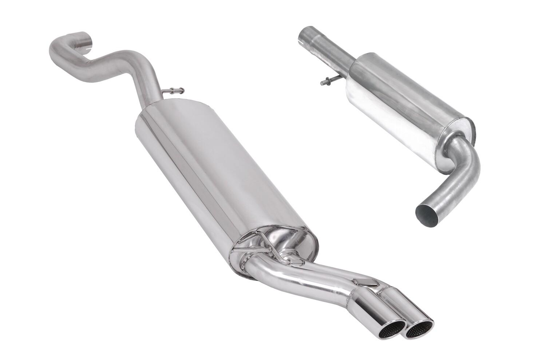 BN-Pipes Abgasnlage Leon 1M (inkl. FR)