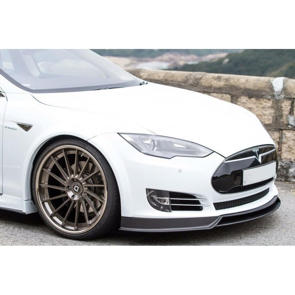 Carbon Frontlippe Tesla Model S