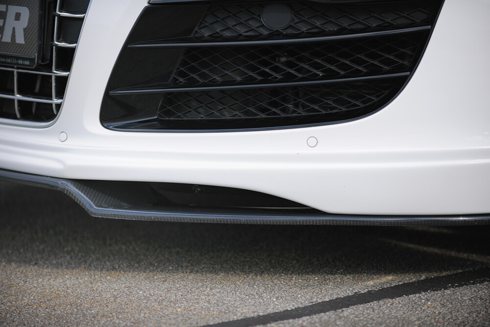Carbon Frontlippe Audi R8