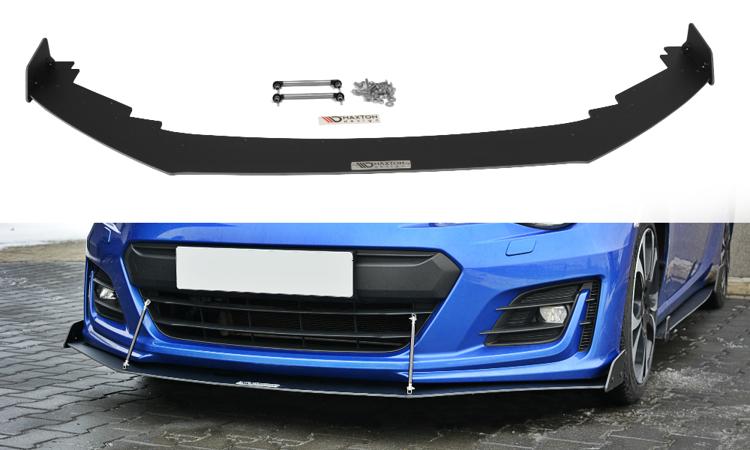 Frontlippe V3 Race Subaru BRZ Facelift