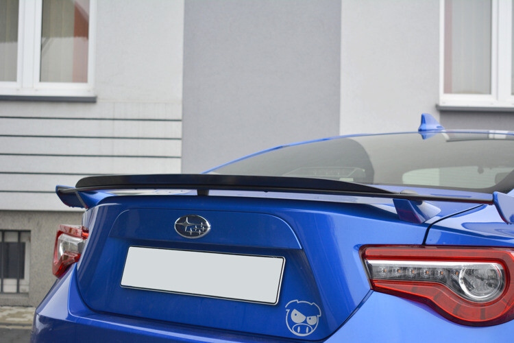 Hecklippe V1 Subaru BRZ Facelift