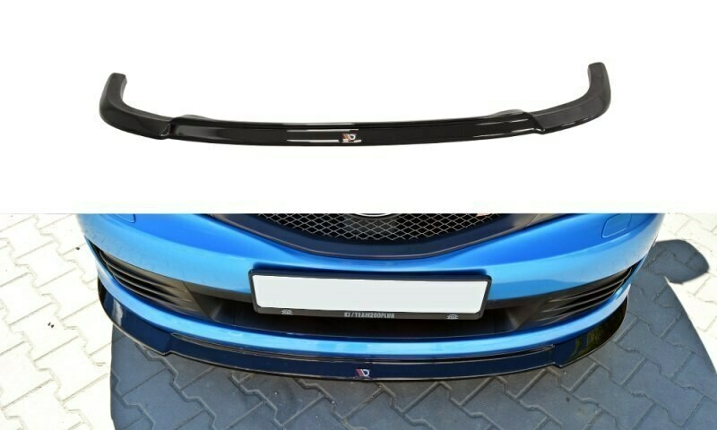 Frontlippe V2 WRX STI Mk3