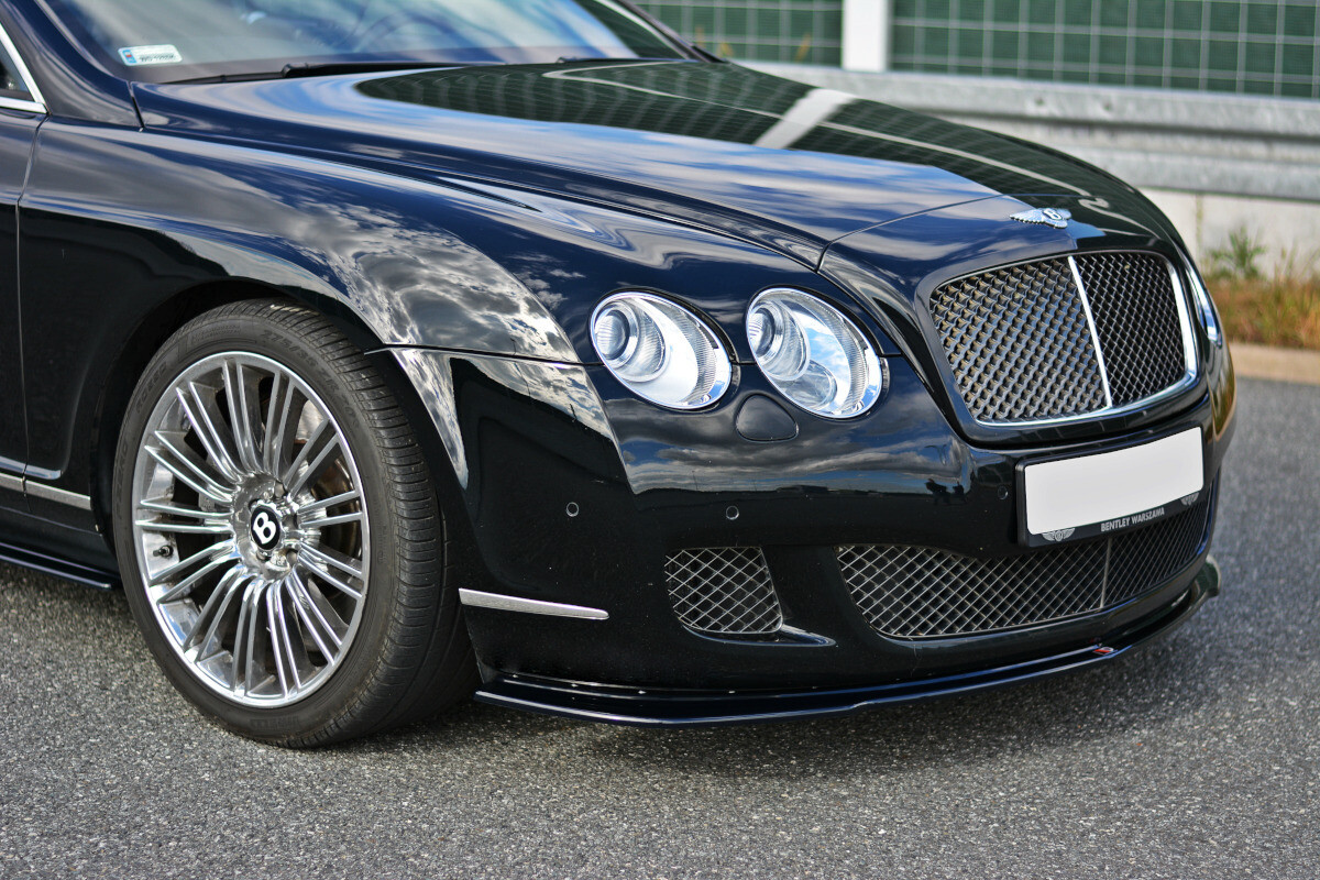 Frontlippe V1 Bentley Continental GT