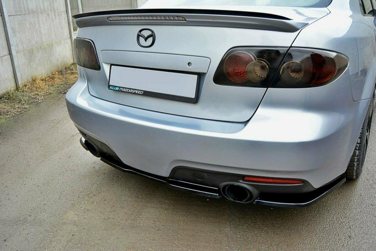 Heckdiffusor Mazda 6 MPS