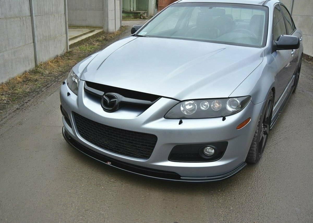 Frontlippe Mazda 6 MPS