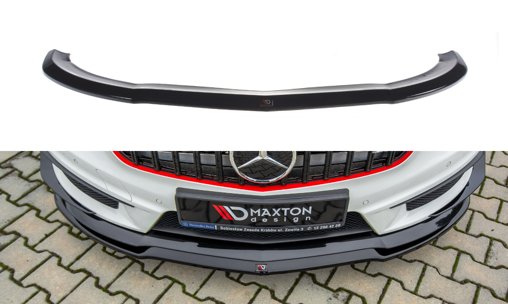 Frontlippe Mercedes A45 AMG Vorfacelift