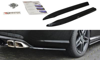 Side Splitters Mercedes E63 AMG W212