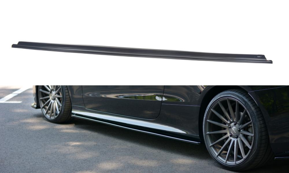 Seitenschweller Mercedes E-Coupe W213 AMG-Line