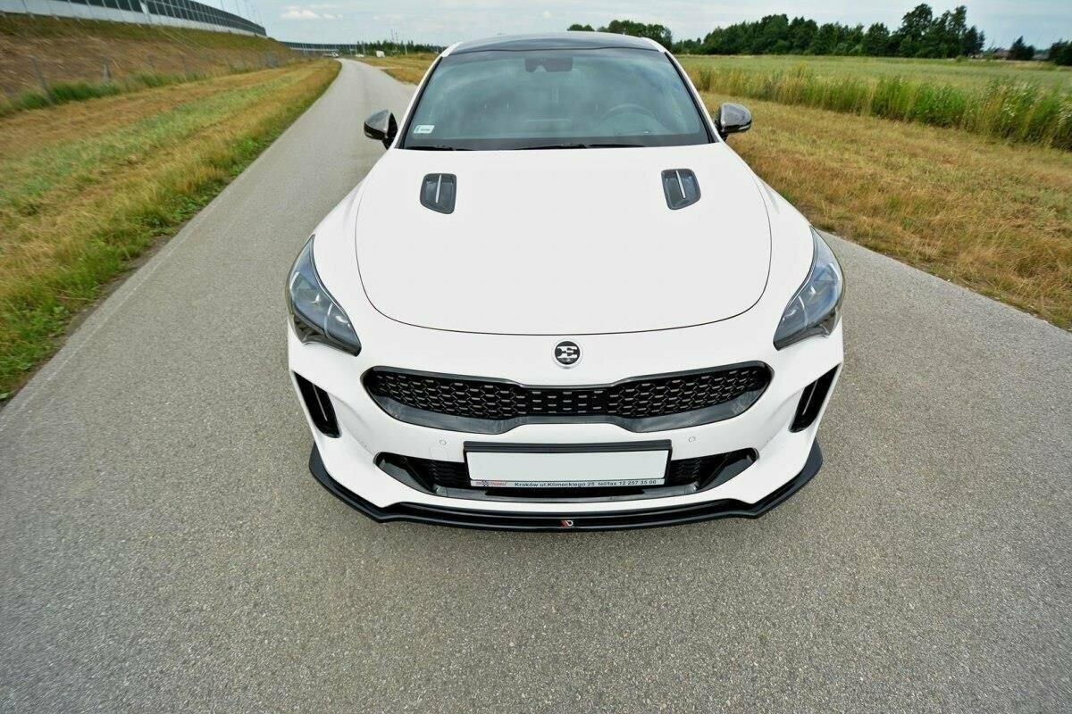 Frontlippe V2 Kia Stinger GT
