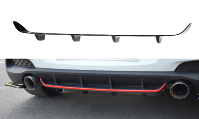 Heckdiffusor Mittig Hyundai I30 N