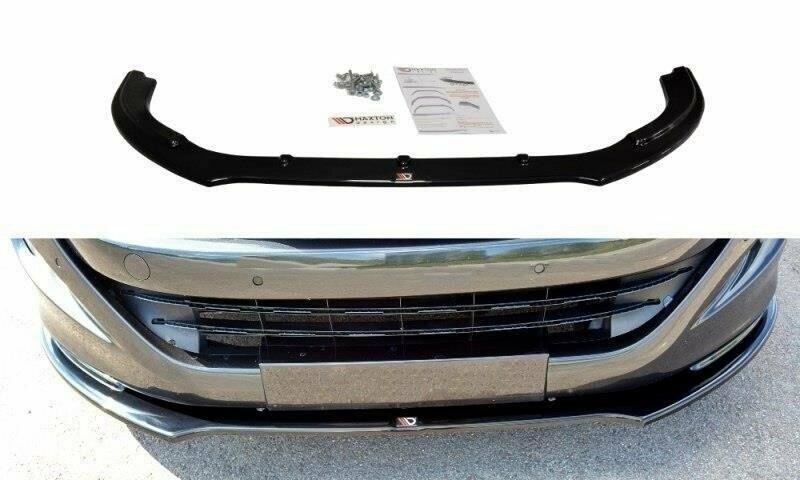 Frontlippe V2 Peugeot RCZ