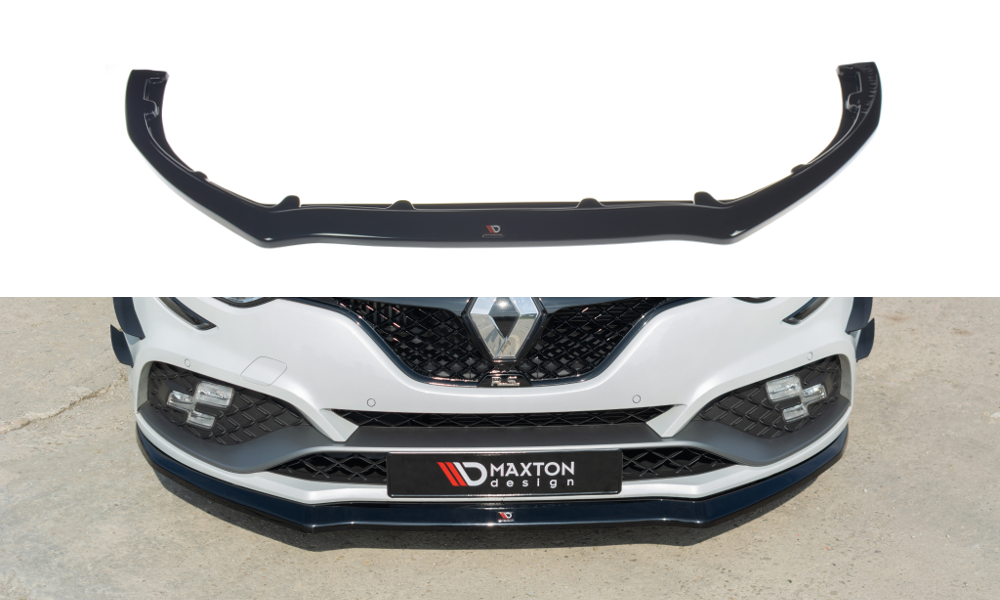 Frontlippe V2 Renault Megane 4 RS