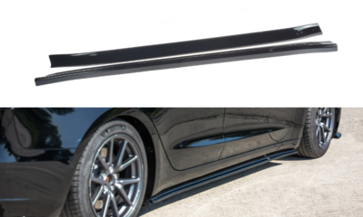 Seitenschweller Tesla Model 3
