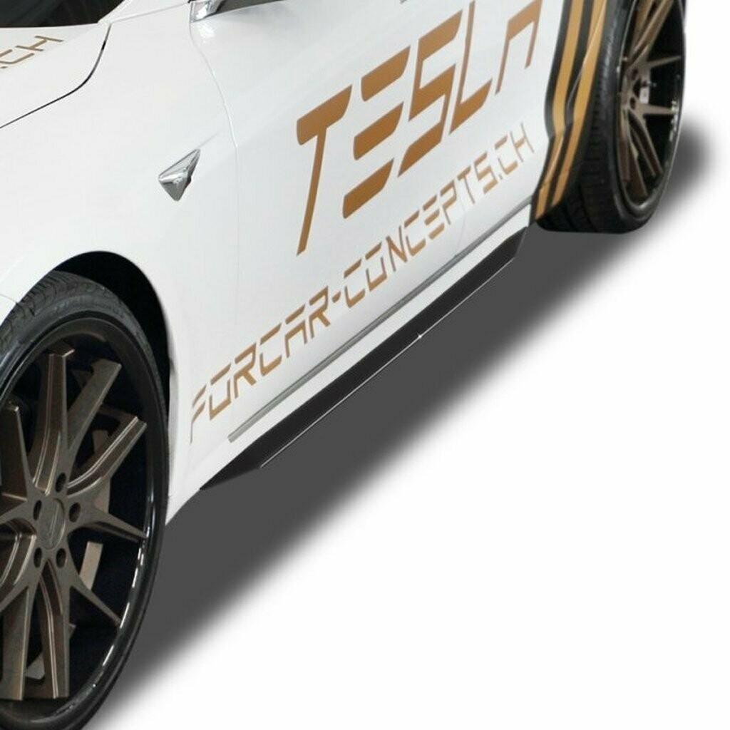 """Seitenschweller Tesla Model S """"Slim"""""""