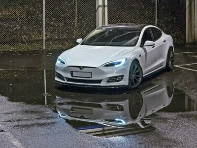Seitenschweller Tesla Model S Facelift