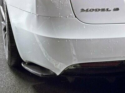 Side Splitters Tesla Model S Facelift