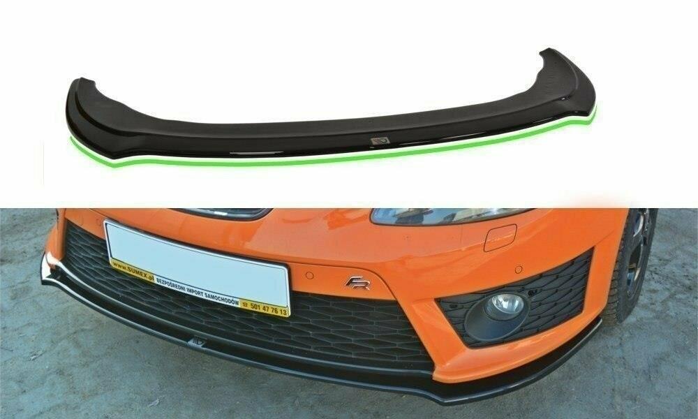 Frontlippe V2 Seat Leon 1P Cupra/FR Facelift