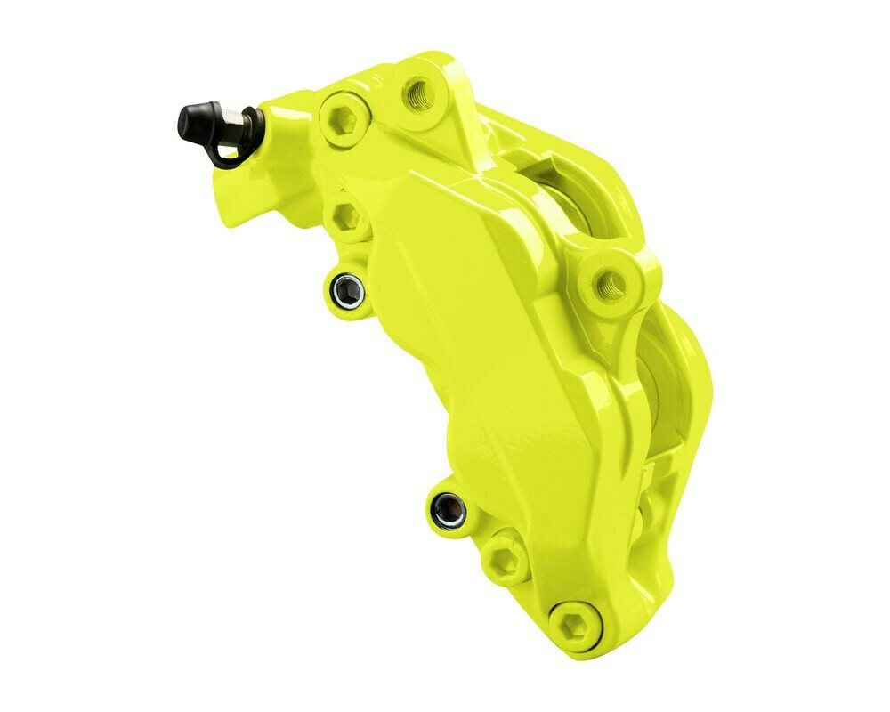 FOLIATEC Bremssattel Lack neon gelb