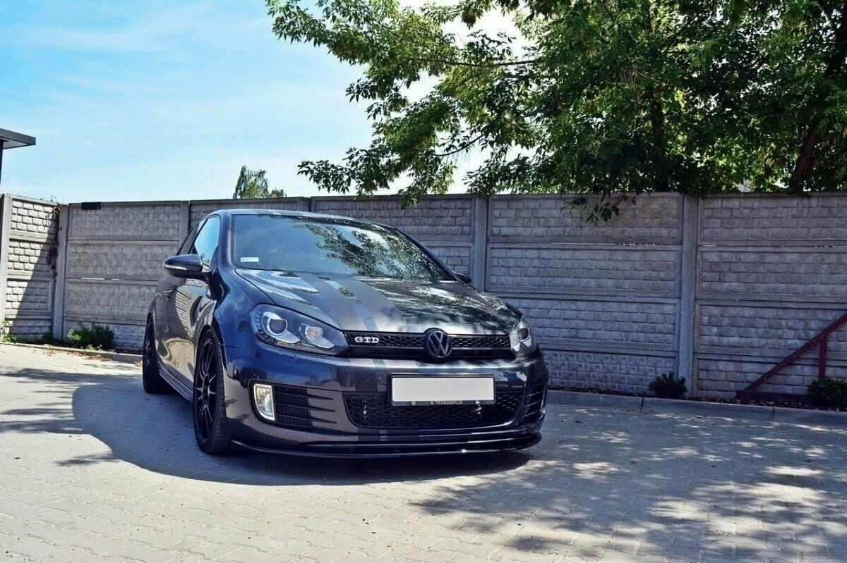 Frontlippe Golf 6 GTI