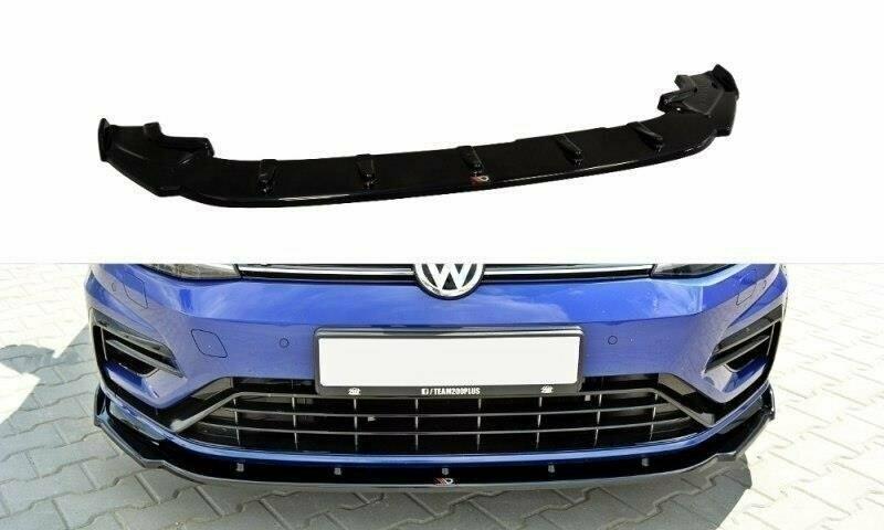 Frontlippe V1 VW Golf 7R Facelift