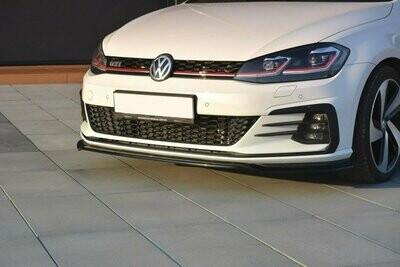 Frontlippe V2 VW Golf 7 GTI Facelift