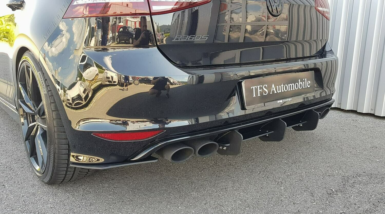 Heckdiffusor Race VW Golf 7R Vorfacelift