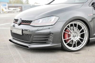 Spoilerlippe Golf 7 GTI