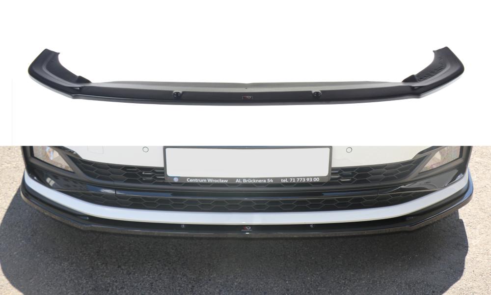 Frontlippe V1 VW Polo GTI Mk6