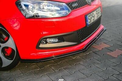 Frontlippe V1 VW Polo GTI Vorfacelift